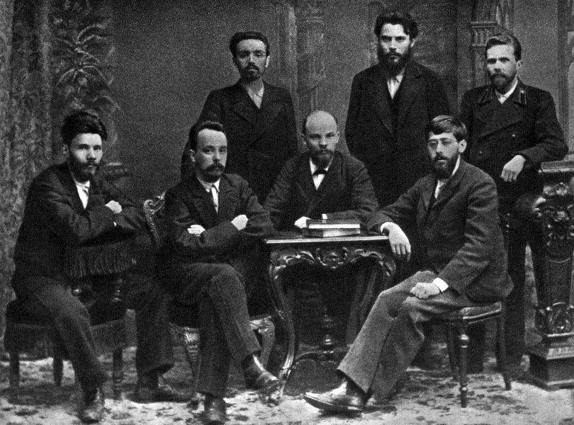 1895. november 1.: Lenin első pártalapítása